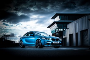 The 2018 BMW M2 CS Comes Into Focus with 400 HP and New Colors