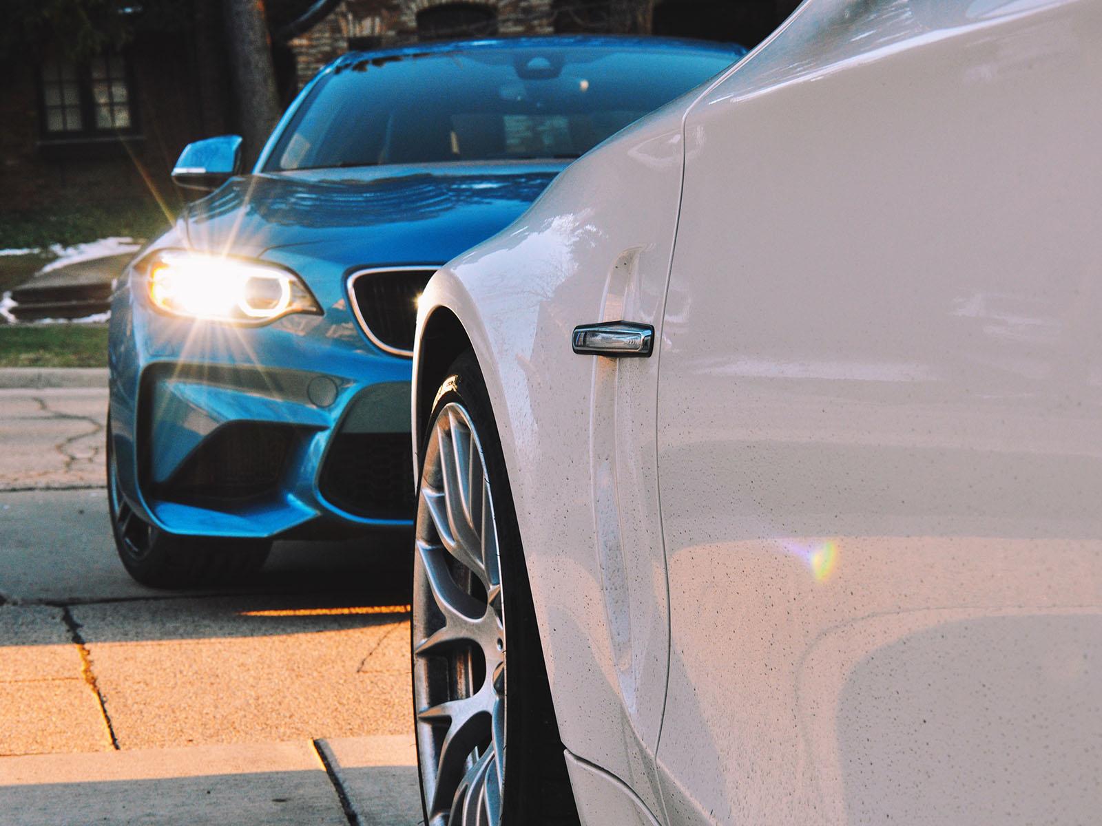 M2 vs 1M BMW M2 BMW 1M