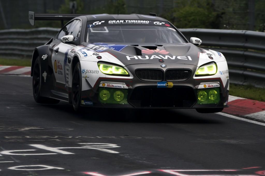 Nürburgring (DE), 26th-29th May 2016, 24h Nürburgring, BMW M6 GT3 #18, Schubert Motorsport, Augusto Farfus (BR), Jesse Krohn (FI), Jörg Mu¨ller (DE), Marco Wittmann (DE)