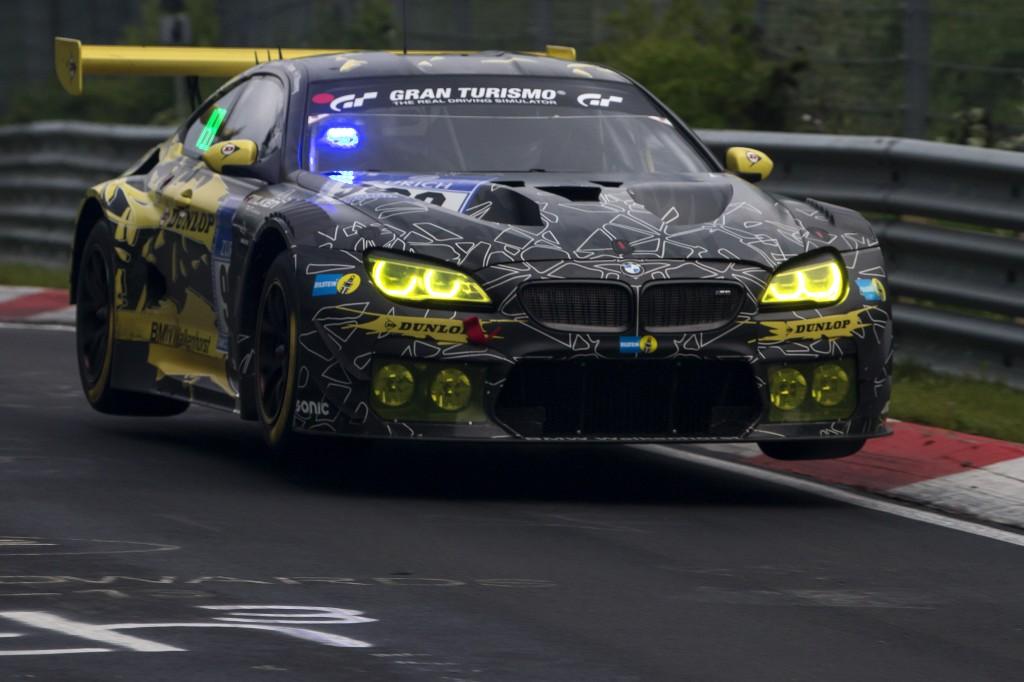 Nürburgring (DE), 26th-29th May 2016, 24h Nürburgring, BMW M6 GT3 #999, Walkenhorst Motorsport powered by Dunlop, Victor Bouveng (SE), Tom Blomqvist (GB), Christian Krognes (NO), Michele Di Martino (DE)