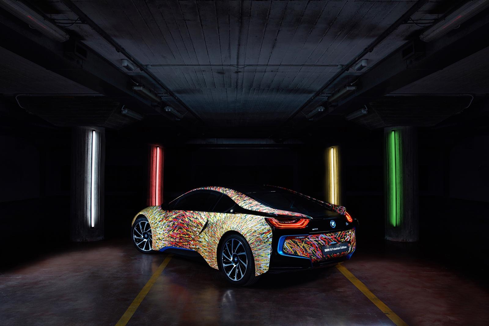 BMW Italia Presents the BMW i8 Futurism Edition - BimmerFile