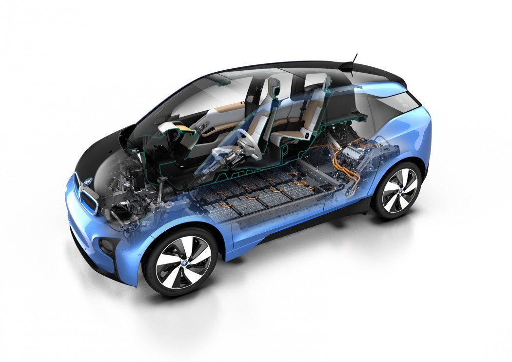 Bmw To Create Highly Flexible Vehicle Platforms For Future