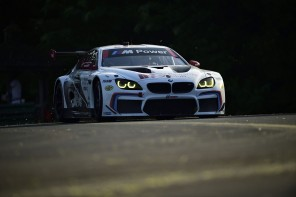 BWM Team RLL Finish 4th and 9th at VIR