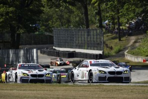 BMW Team RLL Looks Continue Podium Finish Streak at Road America