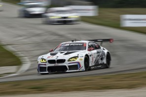 BMW Team RLL Continues the Hunt for the Championship at Laguna Seca