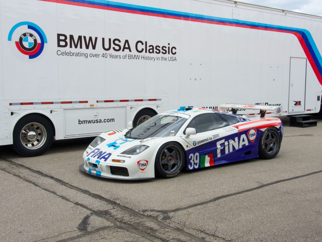 BMWUSA To Run 7 Classic Race Cars At The Rolex Monterey Motorsports ...
