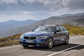 5 series G30 wagon touring