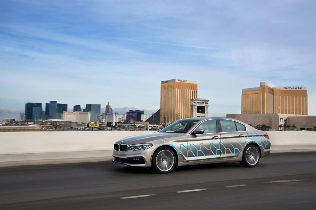 BMW & Mercedes autonomy