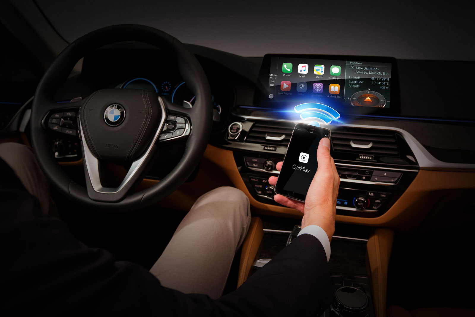 BMW Will Not Support Android Auto - BimmerFile