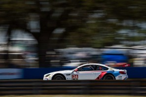 BMW Team RLL Geard up for the Petit Le Mans