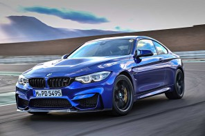 BMW M Head of Development Talks BMW M4 CS