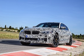 The 2018 BMW M5 to Debut Next Monday August 21st