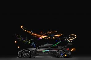 World Premier: Cao Fei Creates a Virtual Reality Based BMW M6 Art Car