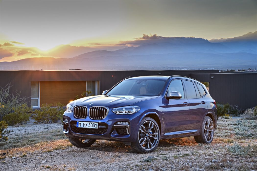 World Premier The All New 2018 BMW X3