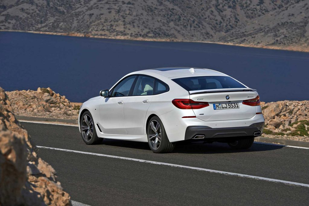 World Premier: 2018 BMW 6 Series GT - BimmerFile