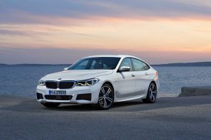 World Premier: 2018 BMW 6 Series GT