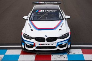 Video: The Making of the BMW M4 GT4 Race Car