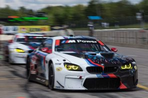 BMW Team RLL Wins for the Second Week in a Row