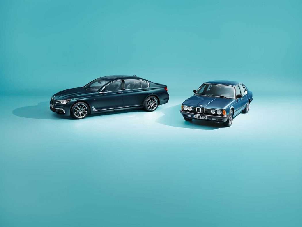 For Four Decades Now, The U201c7u201d In The Model Designation Of A BMW Has Been A  Worldwide Recognised Symbol Of Luxury, Driving Pleasure And Innovations.