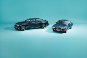 World Premier: BMW 7 Series Edition 40 Jahre