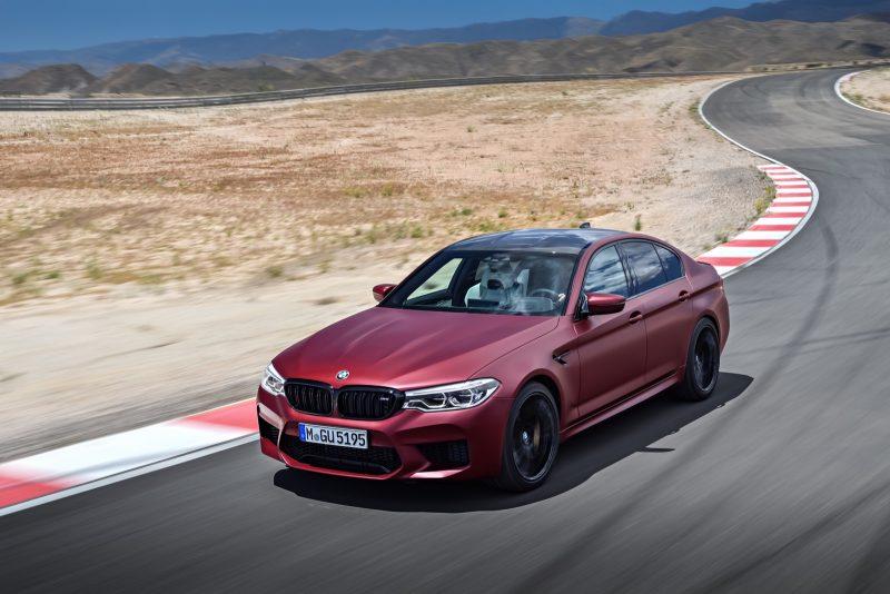 World Premier: The All New 600hp 2018 BMW M5 - BimmerFile