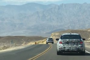Crazy Death Valley Convoy Has BMW i3s, M2 CS, X5 and the Rolls-Royce  Cullinan