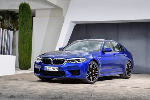 World Premier: The All New 600hp 2018 BMW M5