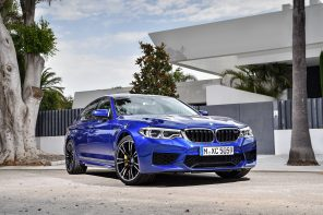 BMW NA Announces Pricing for the All-New 2019 BMW M5