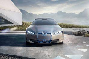 BMW at the 2017 Los Angeles Auto Show