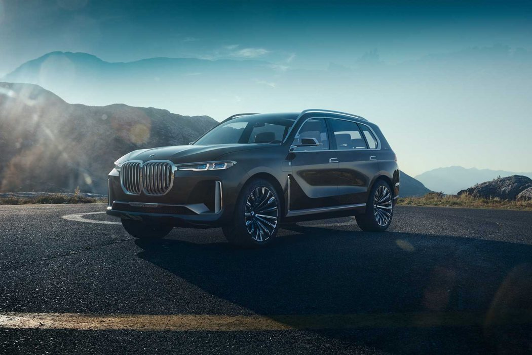 What You See Here Official Titled The BMW Concept X7 IPerformance. For  Those That Are Experts In Coding BMW Speak That Means That What Weu0027re  Looking At ...