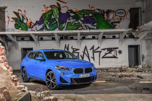 The BMW X2 & i8 Coupe to Make its World Debut at The North American International Auto Show