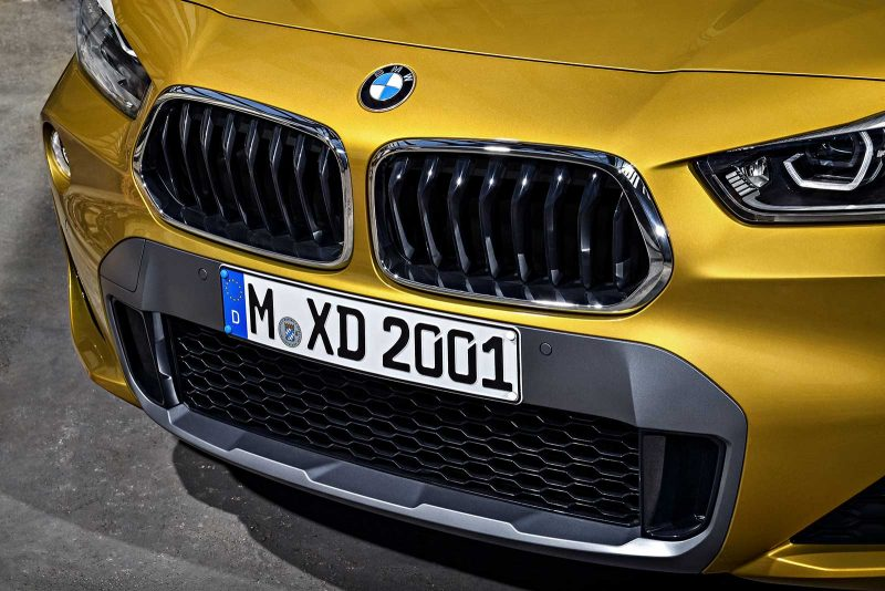 world premier 2018 bmw x2 bimmerfile. Black Bedroom Furniture Sets. Home Design Ideas