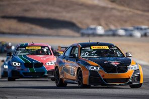 BMW Wins 2017 Pirelli World Challenge Touring Car Manufacturer's Championship