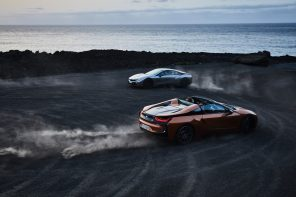 First Videos: BMW i8 Roadster and Revised i8 Coupe