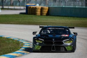 The BMW M8 GTE Makes its Race Debut this Weekend at the 24 Hours of Daytona