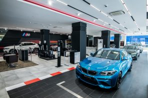 BMW M Increases Number of Exclusive Showrooms Worldwide