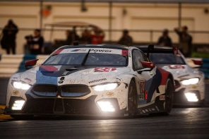 The BMW M8 GTE Survives the 2018 24 Hour of Daytona