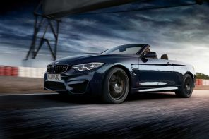 World Premier: BMW M4 Convertible Edition 30 Jahre