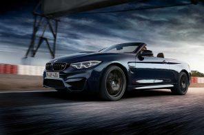 World Premier: BMW M4 Convertible Edition 30 Jahre