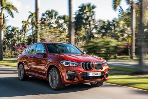 2019 BMW X4 – First Video