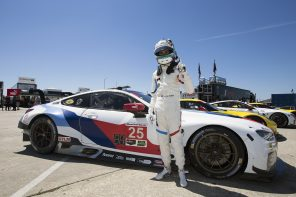 BMW Qualifies 1st for Today's 12 Hours of Sebring