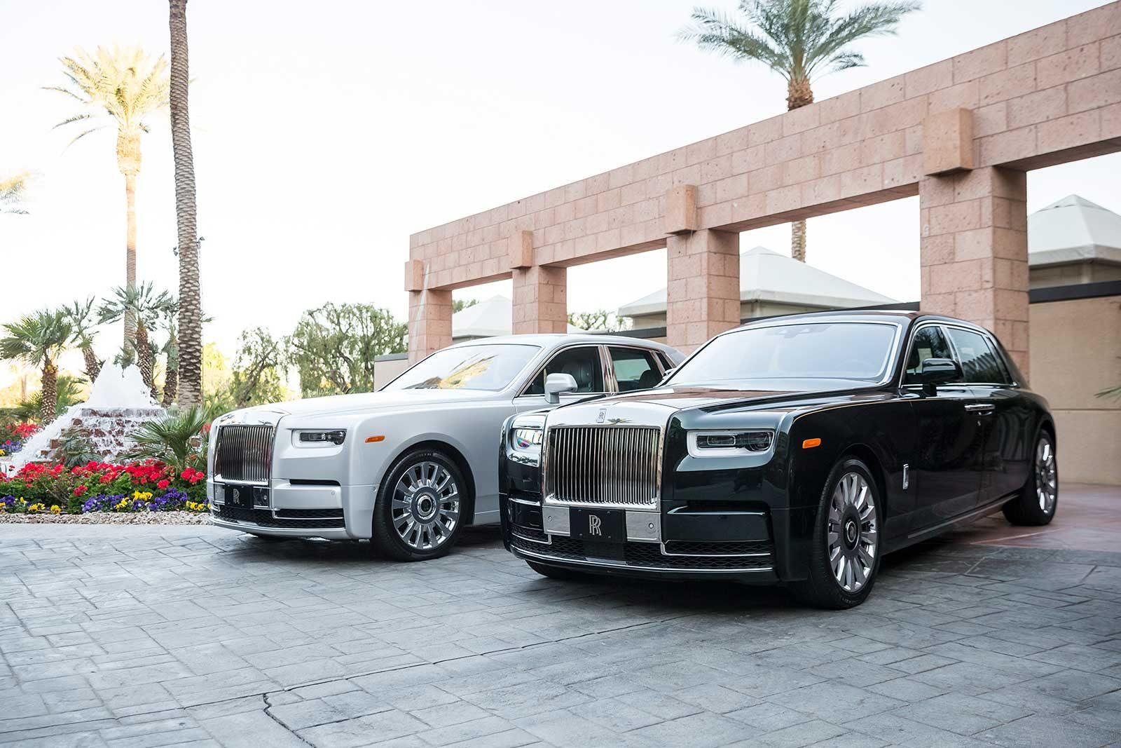 Review 2019 Rolls Royce Phantom The World S Best Car