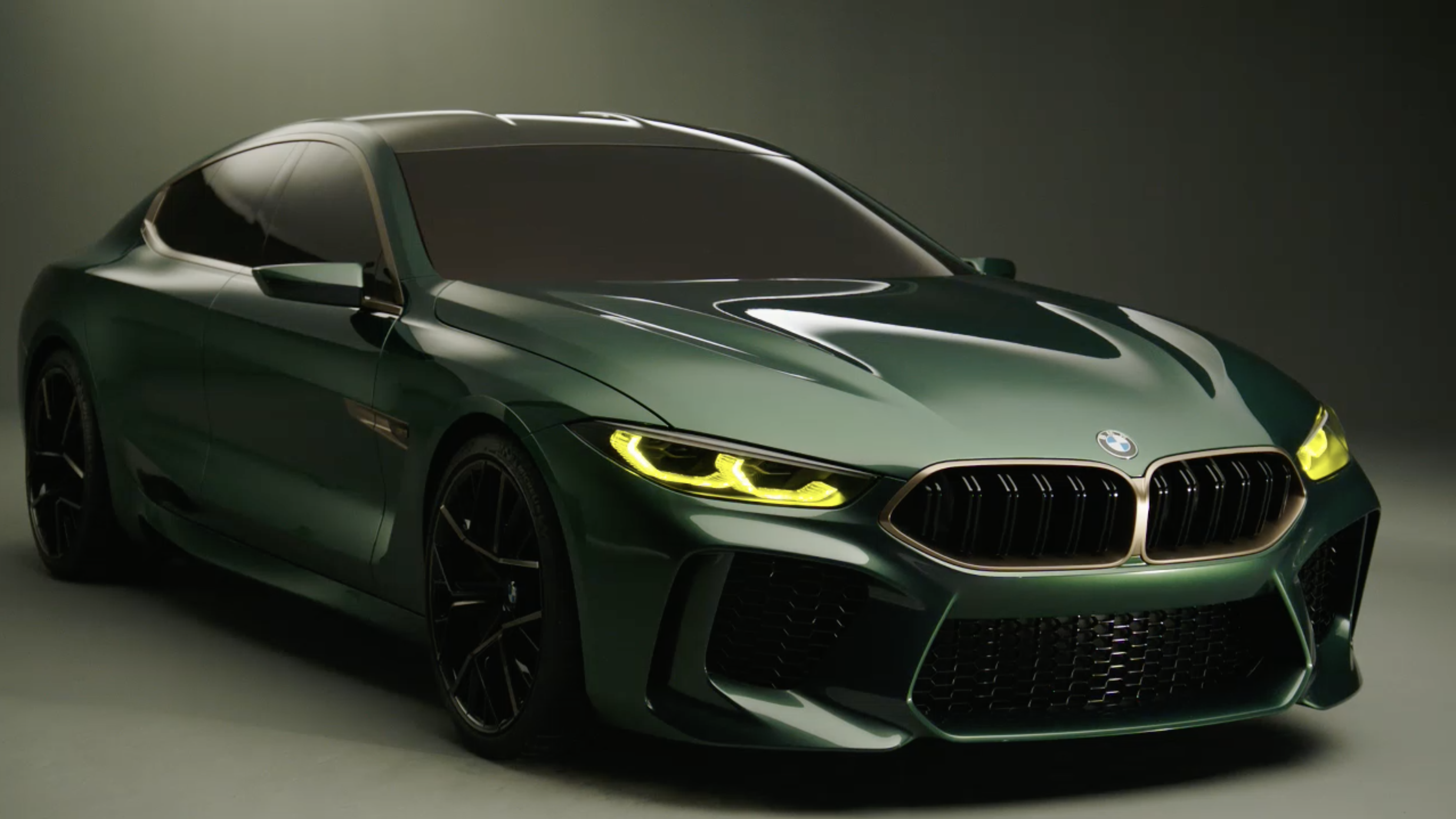 Video The Bmw M8 Gran Coupe Concept Details Bimmerfile