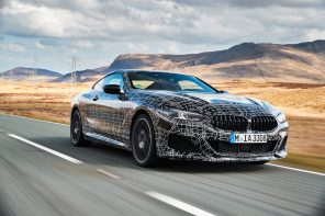 Video: Behind the Scenes of the BMW M850i xDrive Final Testing