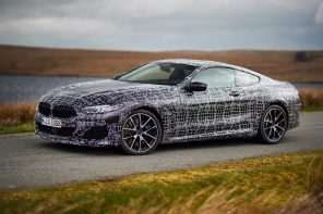 Sneak Peak: 2019 BMW M850i xDrive Coupe