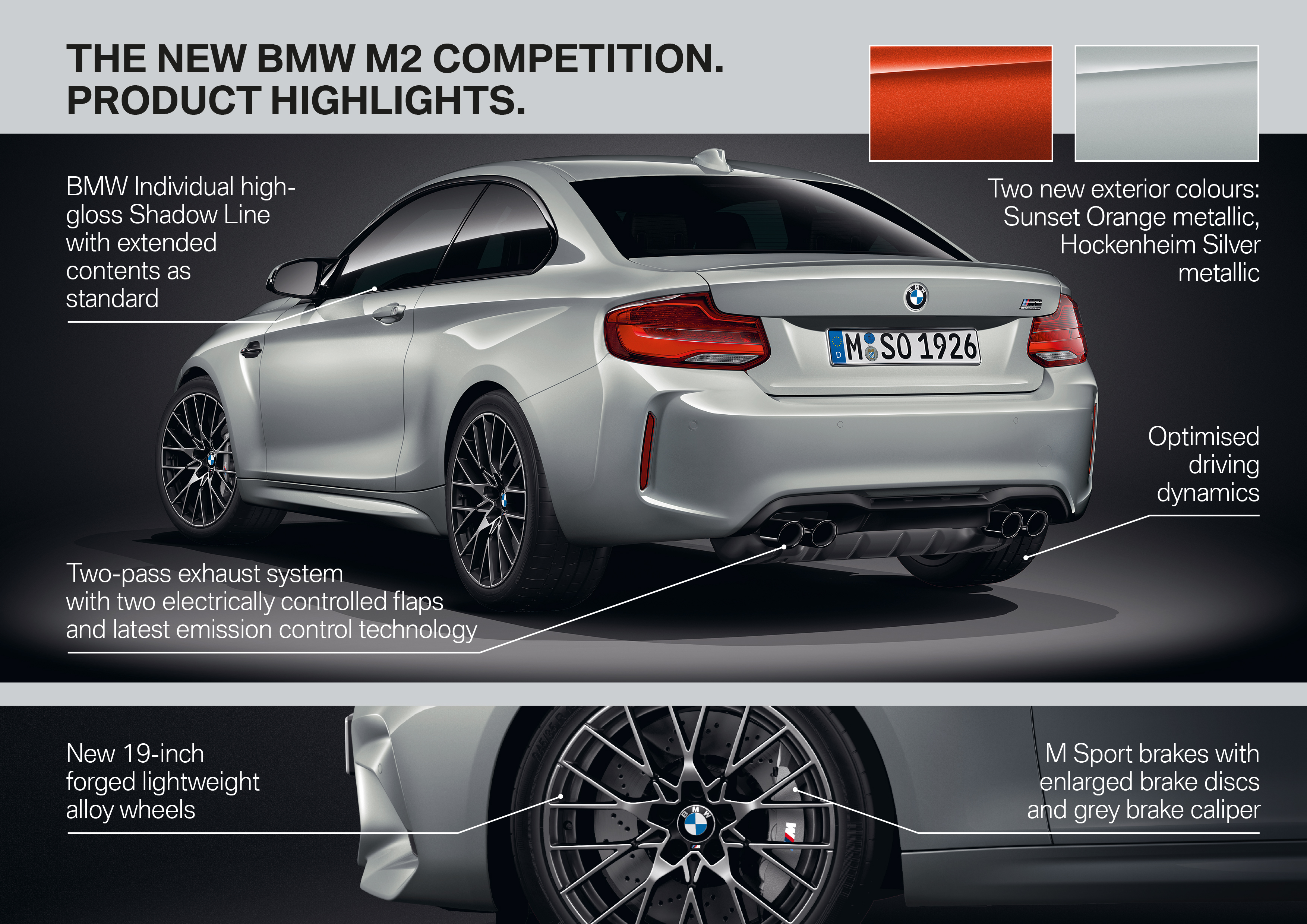 2019 Bmw M2 Competition Detailed In New Video Bimmerfile