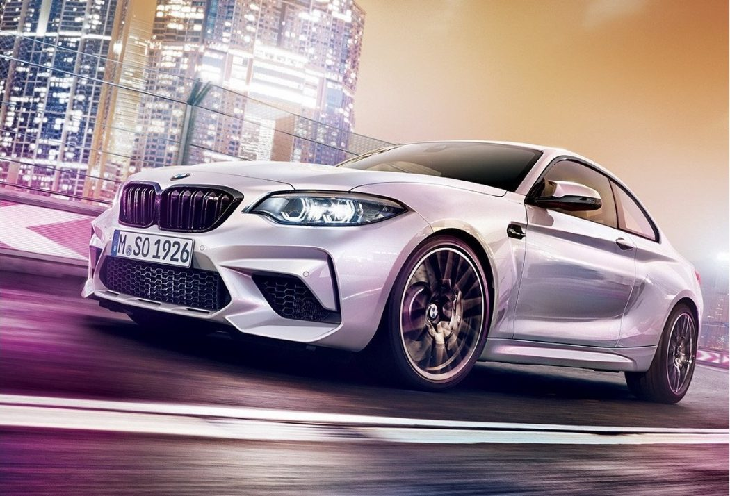 Leaked: The 2019 BMW M2 Competition