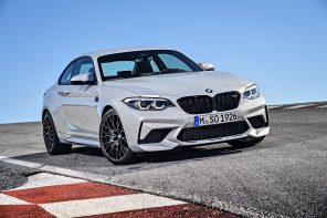 World Premier: 2019 BMW M2 Competition
