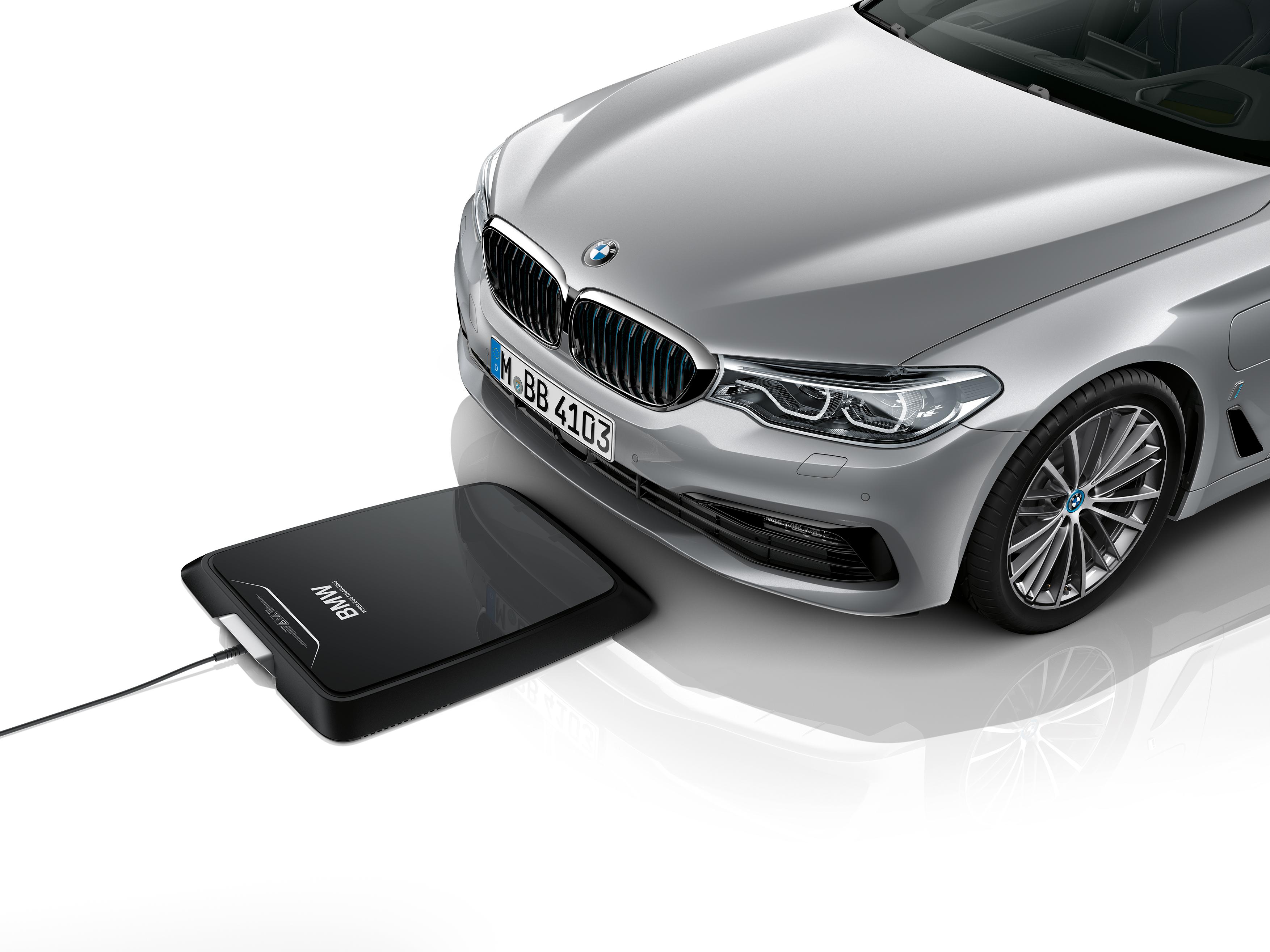 Bmw Wireless Charging In Detail Bimmerfile