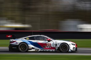 BMW M8 GTE Finishes 2nd at IMSA's Return to Mid-Ohio